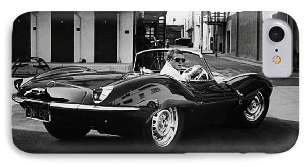 Classic Steve Mcqueen Photo IPhone Case