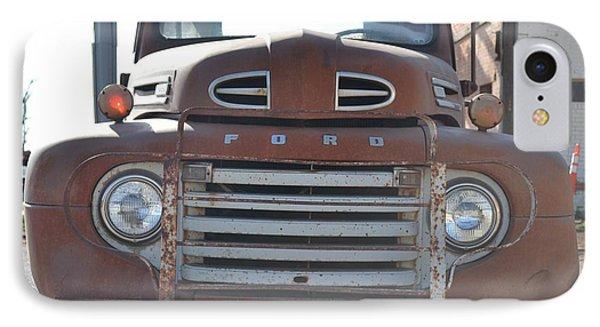 Classic Truck  IPhone Case