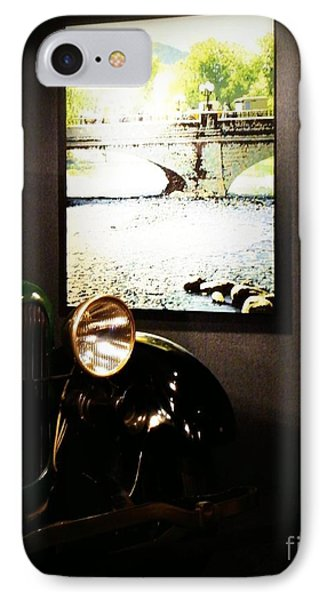 Classic Vignette IPhone Case by Bobbee Rickard