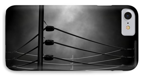 Classic Vintage Boxing Ring IPhone Case
