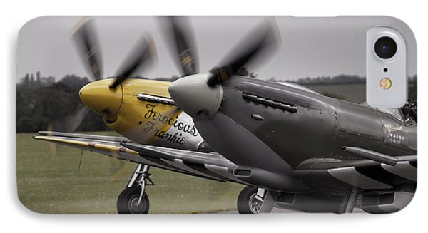 Classic Warbirds IPhone Case by J Biggadike
