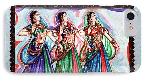 Classical Dance1 Phone Case by Harsh Malik