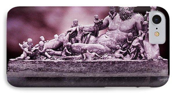 Classical Modernism Conceptual IPhone Case