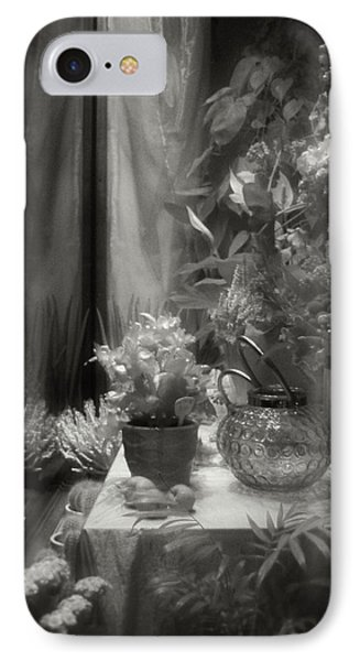 Classical Still Life IPhone Case by Richard Cummings