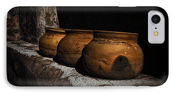 Clay Pots  ... IPhone Case