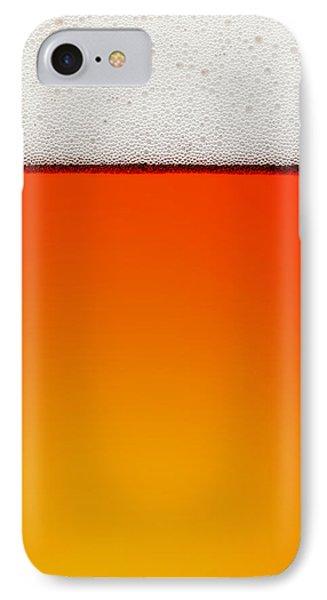 Clean Beer Background Phone Case by Johan Swanepoel