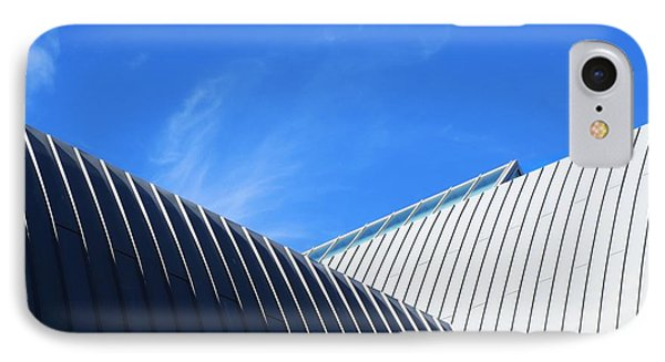 Clean Lines - Architectural Photography By Sharon Cummings  Phone Case by Sharon Cummings