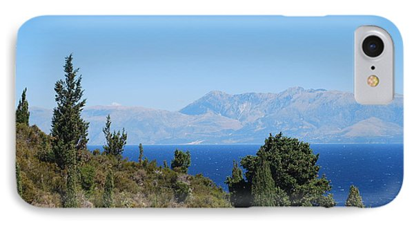 IPhone Case featuring the photograph Clear Day by George Katechis