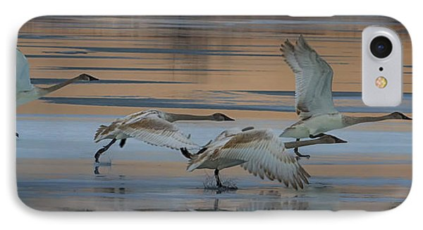 Cleared For Take Off IPhone Case by Gary Hall