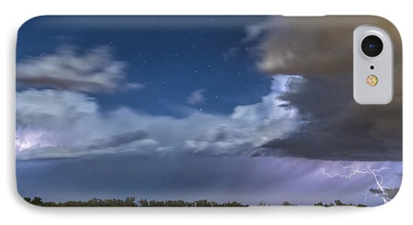 IPhone Case featuring the photograph Clearing Storm by Rob Graham
