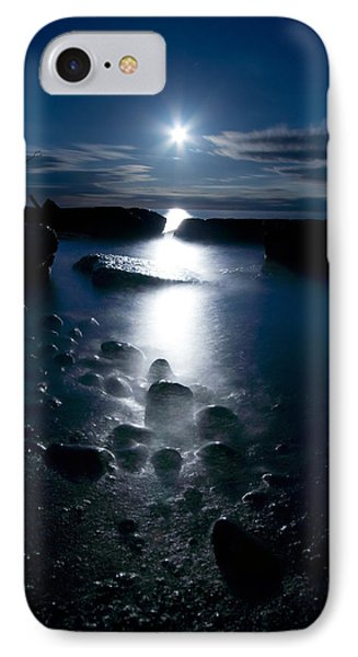 Clearville Moonrise IPhone Case