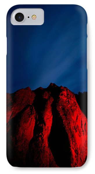 Clearville Rock IPhone Case