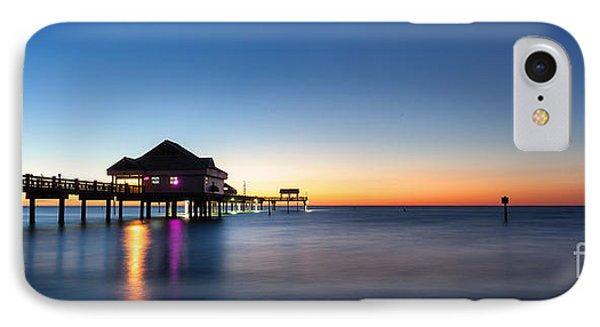 Clearwater Beach Pier IPhone Case