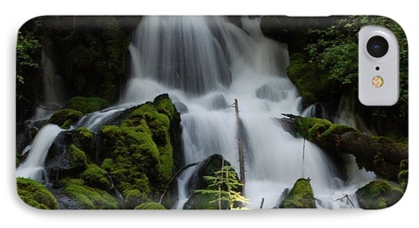 Clearwater Falls IPhone Case