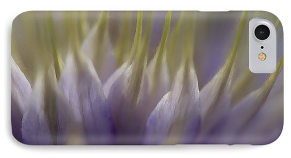 Clematis Study 3 IPhone Case by Jeanette French