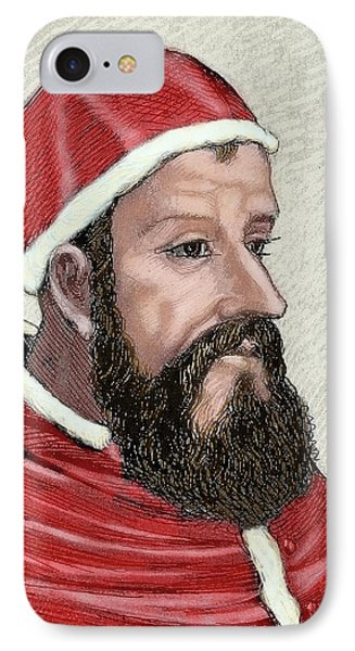 Clement Vii (1478-1534 IPhone Case