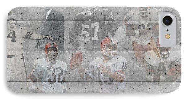 Cleveland Browns Legends IPhone Case