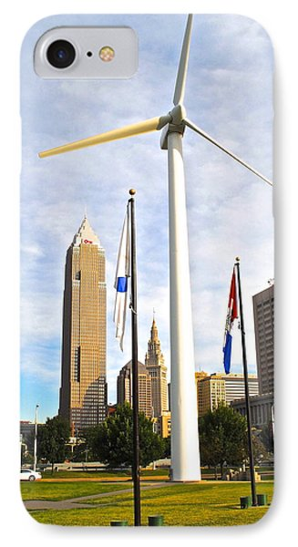 Cleveland Ohio Science Center Phone Case by Frozen in Time Fine Art Photography