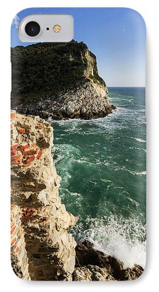 Cliffs Along The Coastline IPhone Case