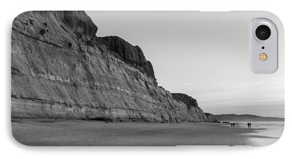 IPhone Case featuring the photograph Cliffs At Torrey Pines Beach by Scott Rackers