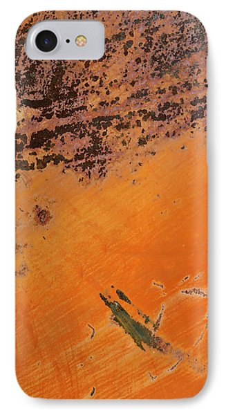 Cliffs Of Mars Phone Case by Fran Riley