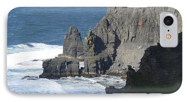 Cliffs Of Moher 6 Phone Case by Mike McGlothlen