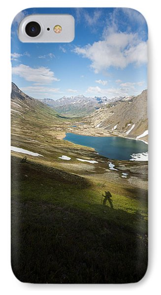 Climbing From Indian IPhone Case