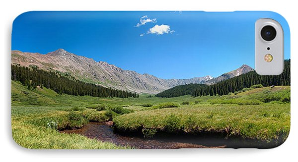 IPhone Case featuring the photograph Clinton Gorge  by Eric Rundle