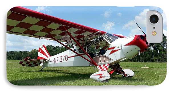 Clipped Wing Cub Phone Case by Matt Abrams