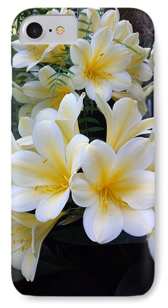 Clivia IPhone Case by John Wartman
