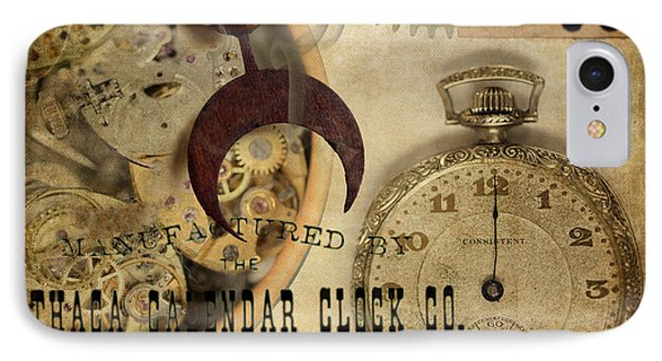 Clockworks Phone Case by Fran Riley