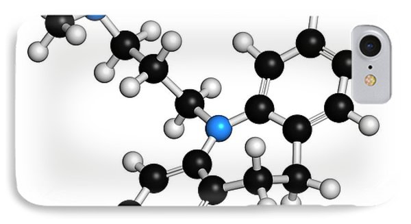 Clomipramine Tricyclic Antidepressant IPhone Case