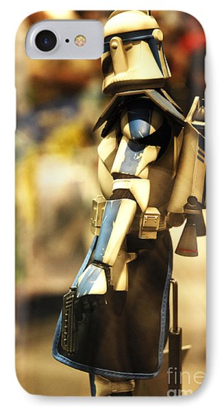 Clone Trooper Phone Case by Micah May