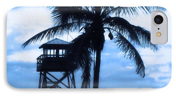 Close To Paradise No3 IPhone Case by Megan Dirsa-DuBois