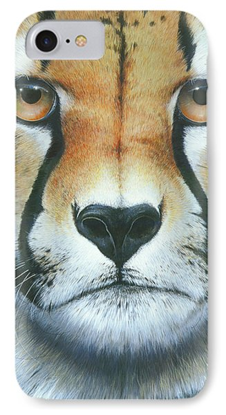 IPhone Case featuring the painting Close To The Soul by Mike Brown