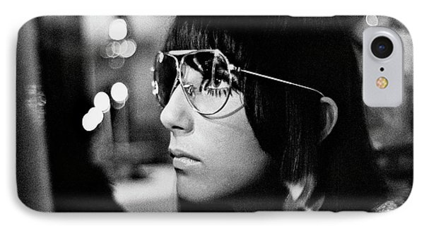 Close Up Of Cher IPhone Case by Arnaud de Rosnay