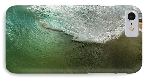 Closeout Wave IPhone Case by Brad Scott
