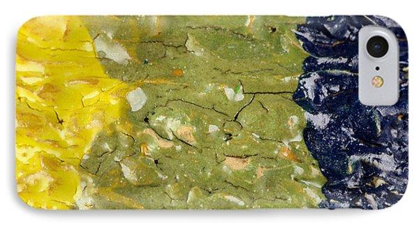 Closeup Of Glazed Ceramics Phone Case by Kerstin Ivarsson