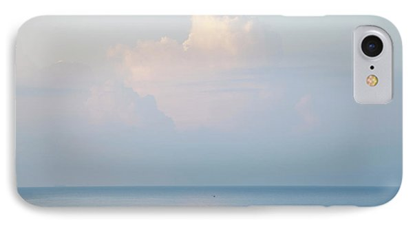 Cloud And Seascape, Rhodes, Greece IPhone Case