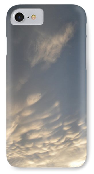 IPhone Case featuring the photograph Cloud Bottoms  by Lyle Crump