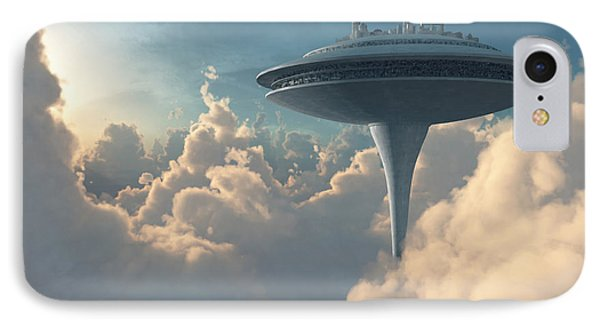 Cloud City IPhone Case