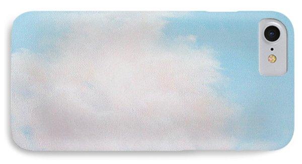 Cloud Nine IPhone Case by Irene Corey