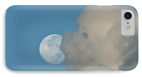 Cloud Puppy IPhone Case by Don Durfee