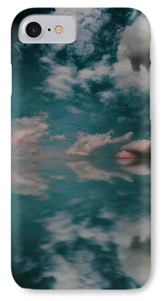 IPhone Case featuring the photograph Cloud Reflections by John Stuart Webbstock