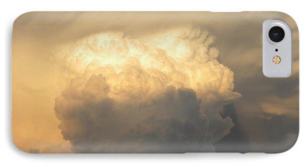 Cloud Season IPhone Case by Sian Lindemann