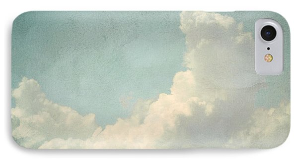 Cloud Series 4 Of 6 Phone Case by Brett Pfister