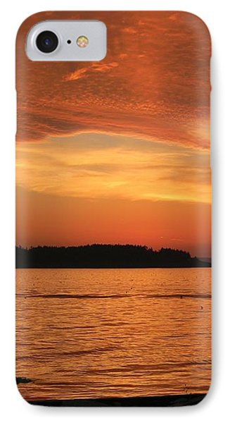 Cloud Shadows IPhone Case by Jean Goodwin Brooks