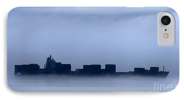 Cloud Ship IPhone Case