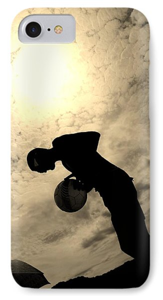 IPhone Case featuring the photograph Cloudburn by Maria  Disley