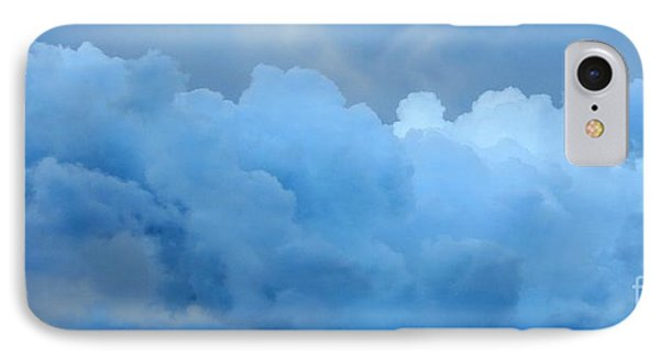 Clouds 2 IPhone Case by Leanne Seymour